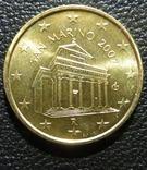 Сан-Марино 10 центів 2007 року фото 1