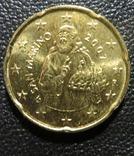 Сан-Марино 20 центів 2007 року
