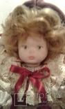 Две фарфоровые Венецианские куклы  Италия, фото №4