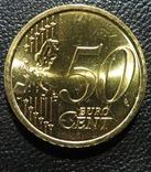 Сан-Марино 50 центів 2008 року фото 2