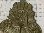 Орел - знак odznaka Junackie Hufce Pracy, фото №5
