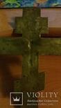 Крест 20см Эмаль, фото №5