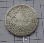 1 марка 1876 г.  А, фото №2