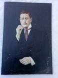 Портрет мужчин с подписью автора1911года, фото №2