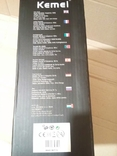 Профессиональный фен для волос Kemei 5810   2 в 1 3000 Вт, фото №3
