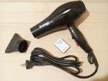 Профессиональный фен для волос Kemei 5810   2 в 1 3000 Вт, фото №6