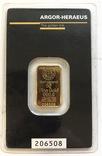Золото 5 грамм 999,9', фото №2