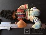 Проволочна лялька в національному вбранні, фото №4