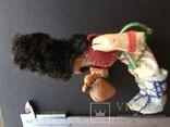 Проволочна лялька в національному вбранні, фото №5