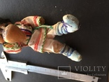 Проволочна лялька в національному вбранні, фото №8