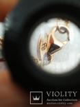 Цепочка серебро 925 позолота, фото №4