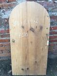 Иконная доска 1,19 м.*56 см., фото №3