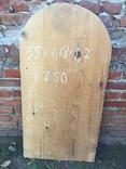 Иконная доска 1,18 м.*55 см., фото №3