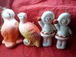 1960х.Елочные Игрушки с пенопласта, фото №2