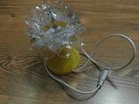Ночник - цветок LED Ball Light RHD-21 Светодиодная лампа-проектор, фото №4