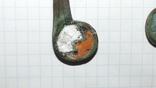 массивная сюльгамма кк с рунами 43грамма, фото №6