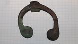 массивная сюльгамма кк с рунами 43грамма, фото №7