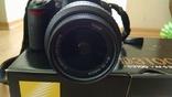 Фотоаппарат Nikon d3100 + сумка, фото №5
