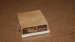 Спичечница на 2 коробка Ослик ,керамика, фото №5
