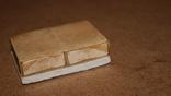 Спичечница на 2 коробка Ослик ,керамика, фото №6