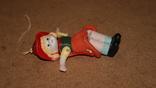 Красная Шапочка, керамика, подвижная, марионетка, фото №5