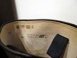 Чоботи Вермахт або НДР 45 46 розмір Сапоги хромовые, фото №5