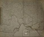 1780-е карта территории Украины, фото №2