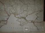 1780-е карта территории Украины, фото №3