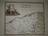 Карта Померании 18 века, фото №2