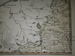 Карта Померании 18 века, фото №6