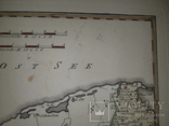 Карта Померании 18 века, фото №7