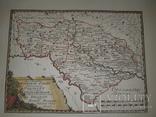 Карта Подолье 18 века, фото №2