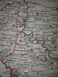 Карта Подолье 18 века, фото №4