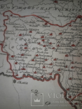 Карта Подолье 18 века, фото №5
