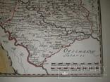 Карта Подолье 18 века, фото №7