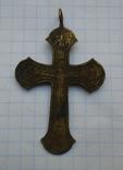 Крестик нательный., фото №2