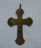 Крестик нательный., фото №5
