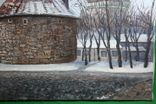 """Пороховая башта""  Львов  70х50, фото №3"