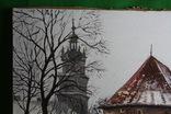 """Пороховая башта""  Львов  70х50, фото №4"
