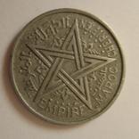 Марокко 1 франк 1370  (1951 года.), фото №4