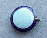Старинная кокаинница/ таблетница в эмалях (серебро 925 пр, вес 45 гр), фото №7