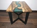 Кофейный столик фото 10