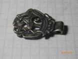 Амулет скандинавского типа серебро копия, фото №3