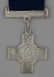 Великобритания. Крест. Крест Георга. Миниатюра.