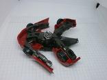 Металлический автомобиль-трансформер, фото №8