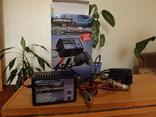 Автоматическое зарядное устройство GRUNDIG, 12v 10-250 Ah, фото №2