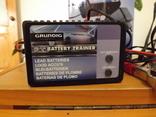 Автоматическое зарядное устройство GRUNDIG, 12v 10-250 Ah, фото №3
