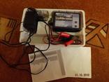 Автоматическое зарядное устройство GRUNDIG, 12v 10-250 Ah, фото №6