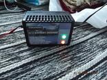 Автоматическое зарядное устройство GRUNDIG, 12v 10-250 Ah, фото №8