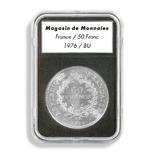 Слаб для монет внутренний диаметр 27 мм. Everslab. 342034